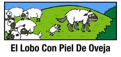 Cover for El Lobo con Piel de Oveja